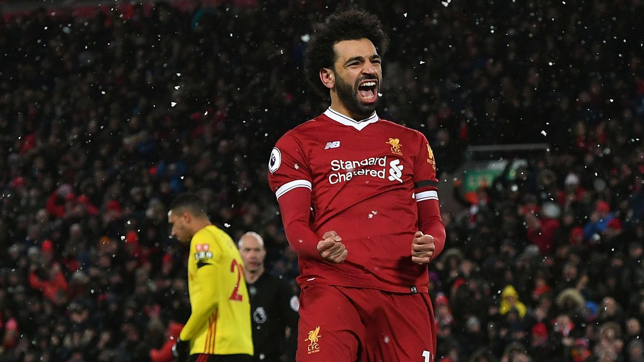 Liverpool insist Mohammed Salah has no release clause, not for sale - source