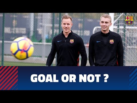 Did the ball cross the line? Find out in our technology filled video