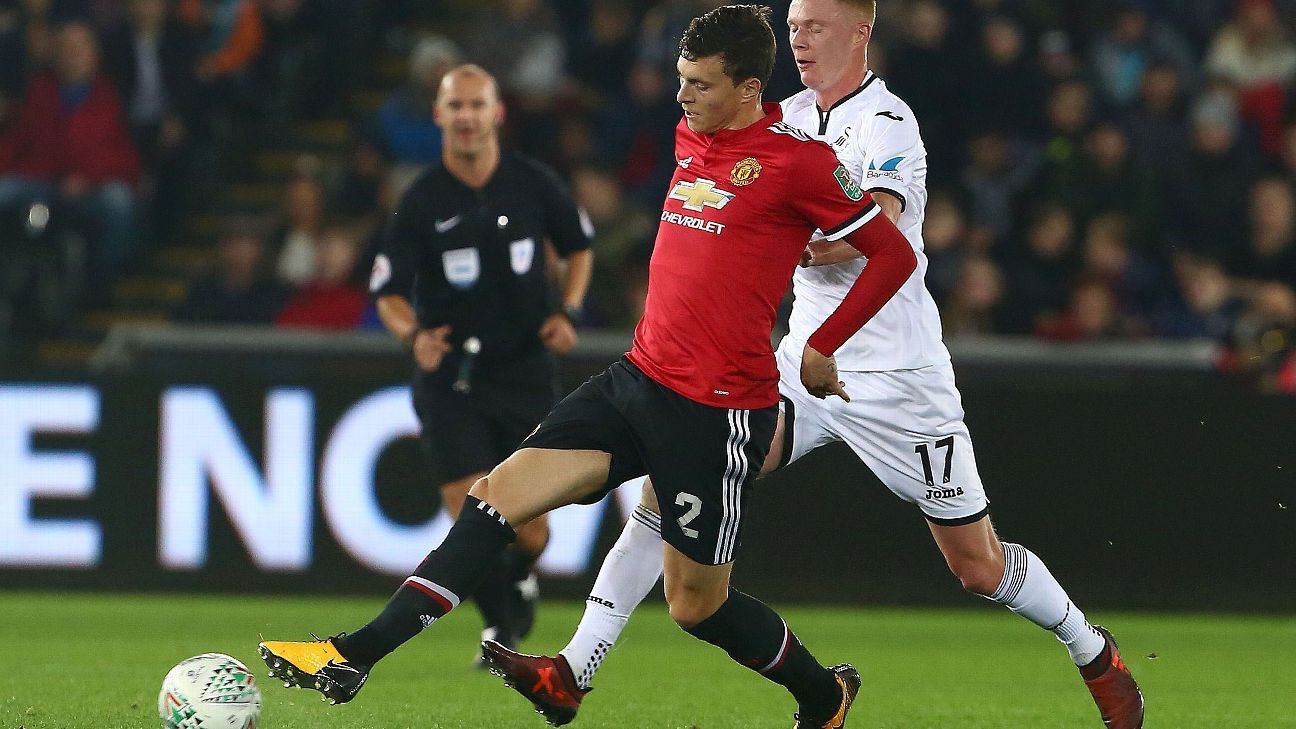 Victor Lindelof's growing pains at Manchester United