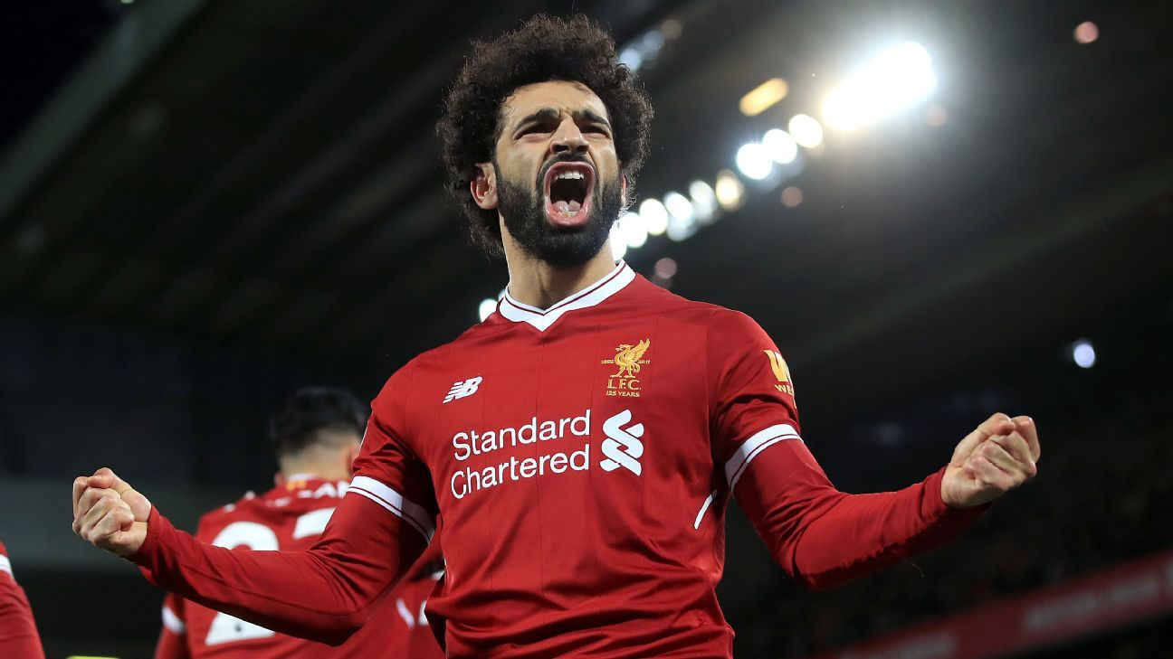 Salah is no Messi but Liverpool's star man continues to dazzle