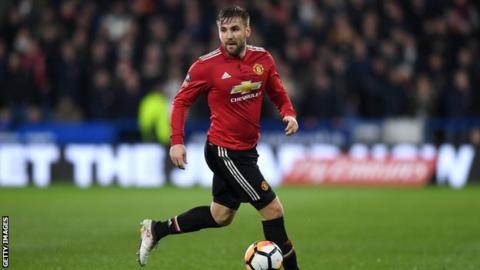 Shaw can be one of best in the world, says Man Utd team-mate Young