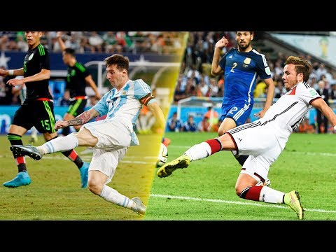 Similar Goals Scored in Football