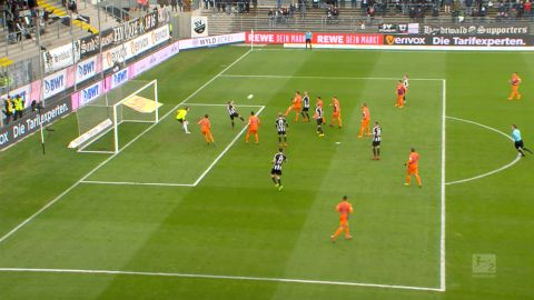 Stiefler goes Ibrahimovic with scorpion goal Sandhausen's Manuel Stiefler lit up the Bundesliga 2 with an outrageous strike on Matchday 27. vor 2 Stunden