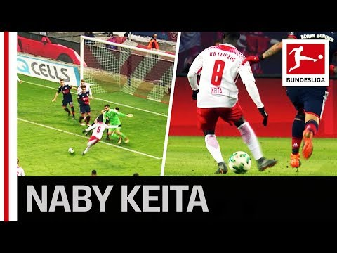 Keita Downs Bayern With Goal & Assist