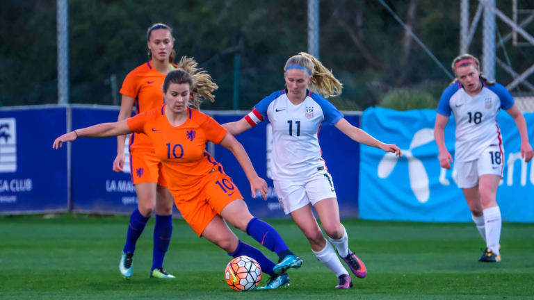 Netherlands' Pelova relishing golden opportunity