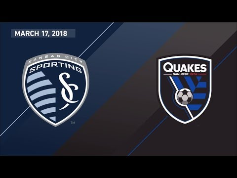 Extended Highlights: Sporting KC vs San Jose | March 17, 2018