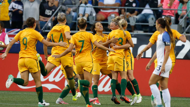 Matildas benefiting from Stateside experience
