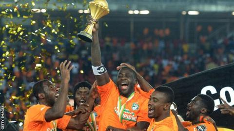 Toure pulls out of Ivory Coast squad because of family reasons