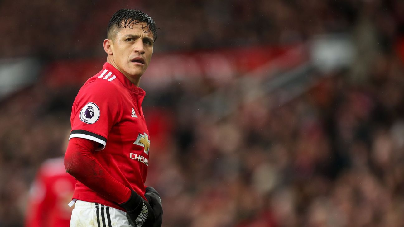 Alexis Sanchez creating problems not solutions at Manchester United