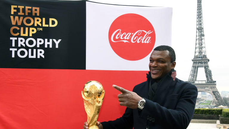 Trophy Tour sparks memories in Paris