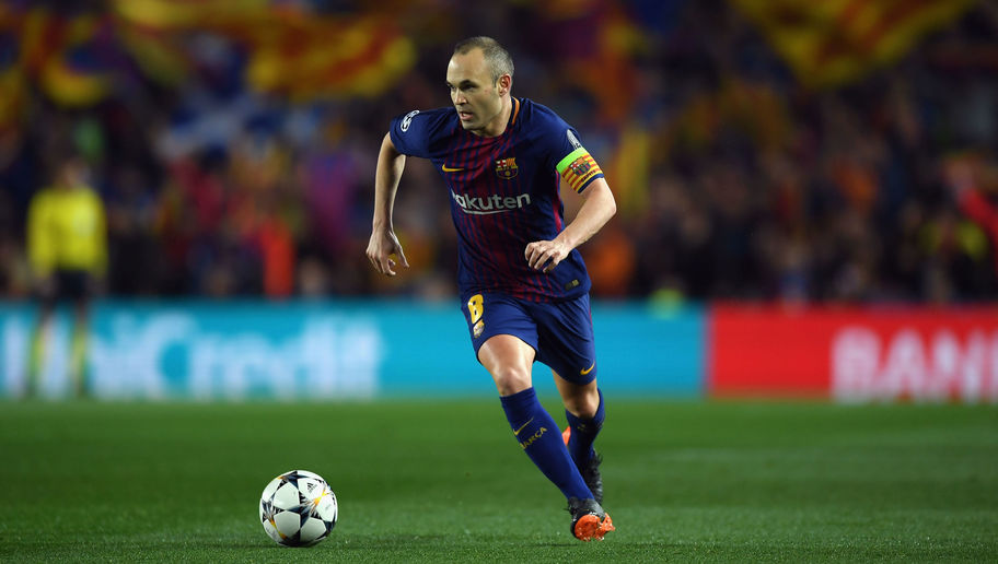 Andres Iniesta Drops Huge Hint Over Possible Barcelona Stay Amid Departure Rumours
