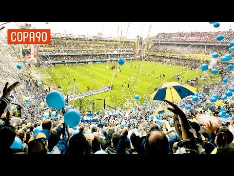 The Greatest Spectacle in Sport: Super Clásico Boca v River