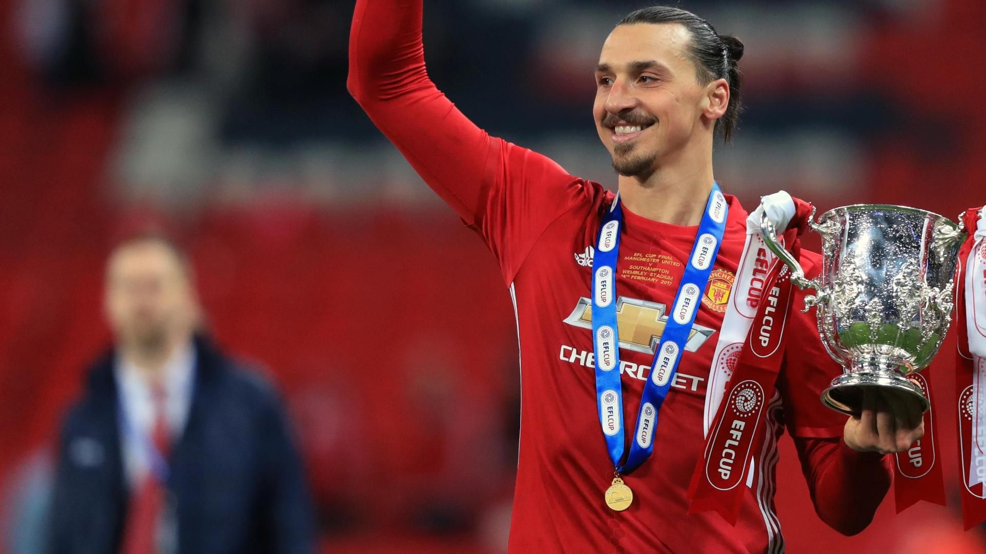 Ibra won't be forgotten at Man United
