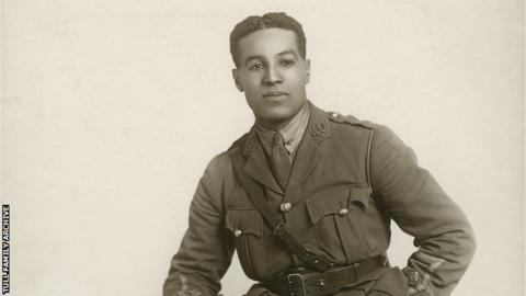 Walter Tull: The incredible story of a football pioneer and war hero