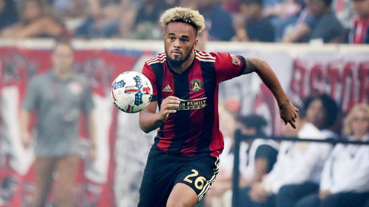 Tottenham's Anton Walkes: MLS loan at Atlanta has pushed me on