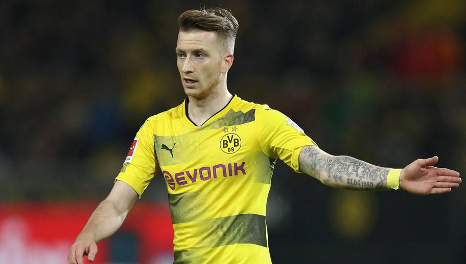 Dortmund Boss Admits Marco Reus Likely to Miss Bayern Clash Over Muscle Problem