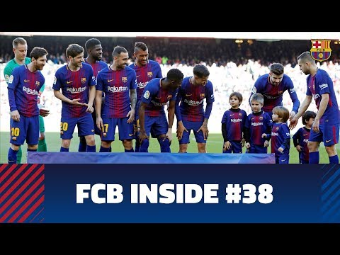 The week at FC Barcelona #38