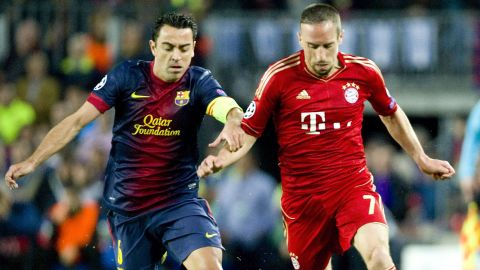 Bayern impress ex-Barca star Xavi Hernandez The Spain footballing legend talked up the Bavarians' chances of winning another treble this term.  vor 2 Stunden