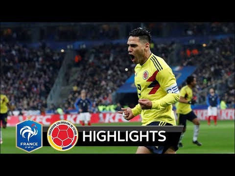 France vs Colombia 2-3 - All Goals & Extended Highlights - Friendly 23/03/2018 HD