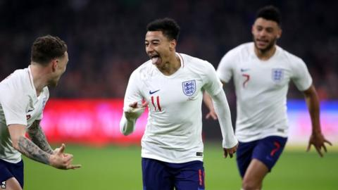 'Lingard could be Southgate's World Cup wildcard'