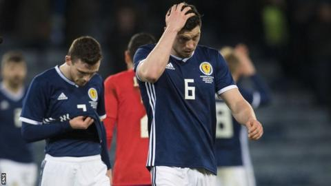 Scotland 0-1 Costa Rica: Alex McLeish says side won't click overnight