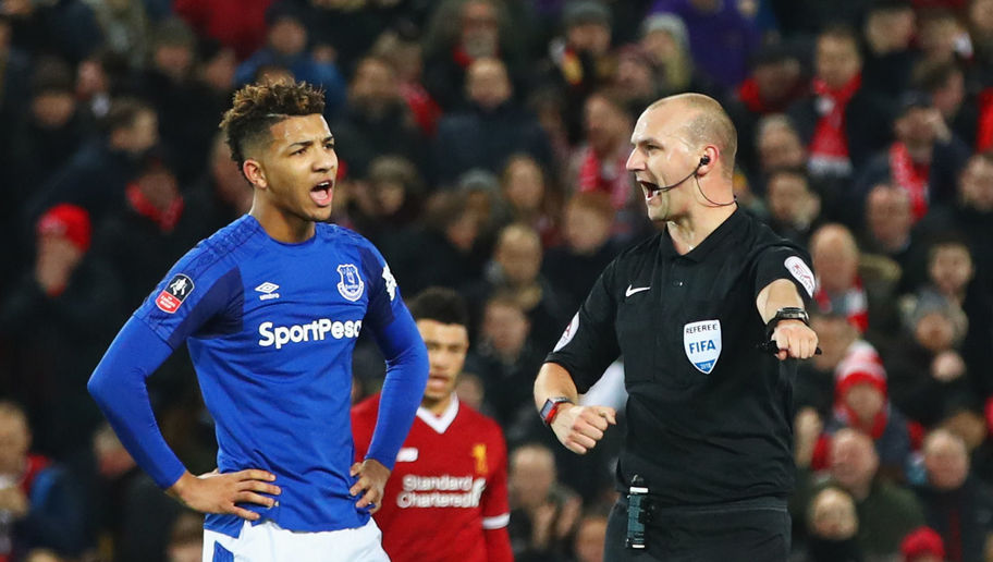 Everton's Mason Holgate Handed Formal FA Warning After Homophobic Tweet Investigation