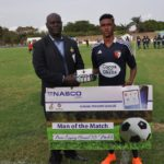 Manchester City-bound Aminu Mohamed wins Man of the Match in WAFA win at Liberty
