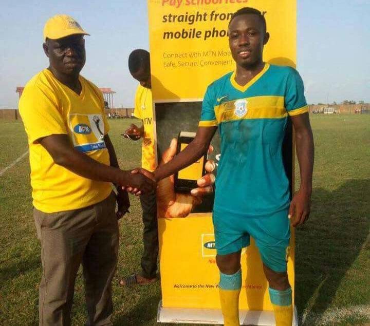 Wa All Stars coach laments midfielder David Abagna's absence