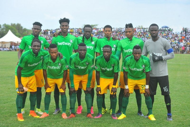Aduana Stars crash out of Champions League after heavy defeat in Algeria