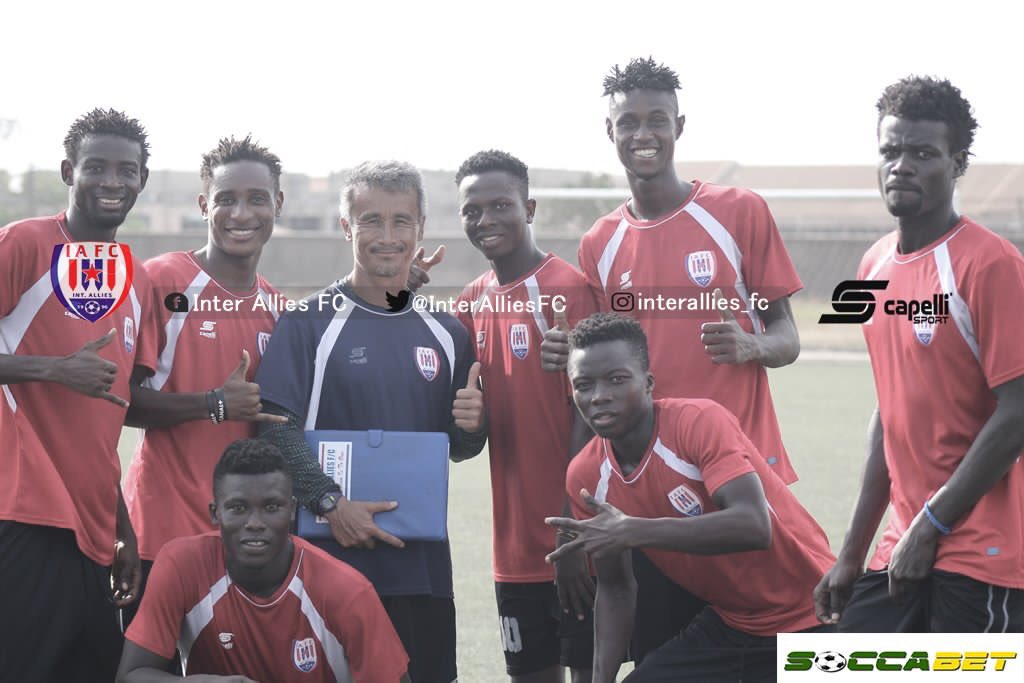 Match Report: Inter Allies 3-0 Bechem United- Niger star Victorien Adebayor bags brace on debut in stroll-in-the park win