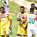 PHOTOS: Sweet images from Medeama's 1-0 win over Karela United in Ghana Premier League
