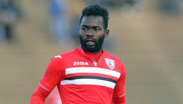 Free State Stars coach laments Mohamed Anas poor training attitude