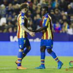 Levante striker Emmanuel Boateng hails 'great' win over Eibar
