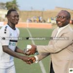 Hearts of Oak enquire about availability of Inter Allies hitman Victorien Adebayor - Reports
