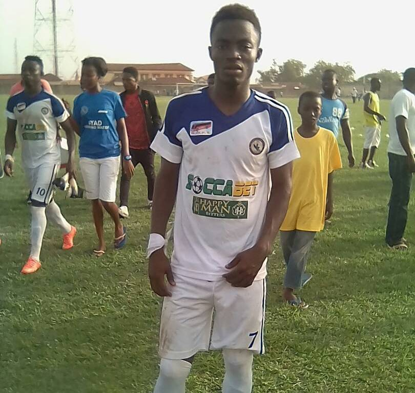 Talent Tavern: Berekum Chelsea's 17-year-old new No.10 Solomon Oblitey-Commey