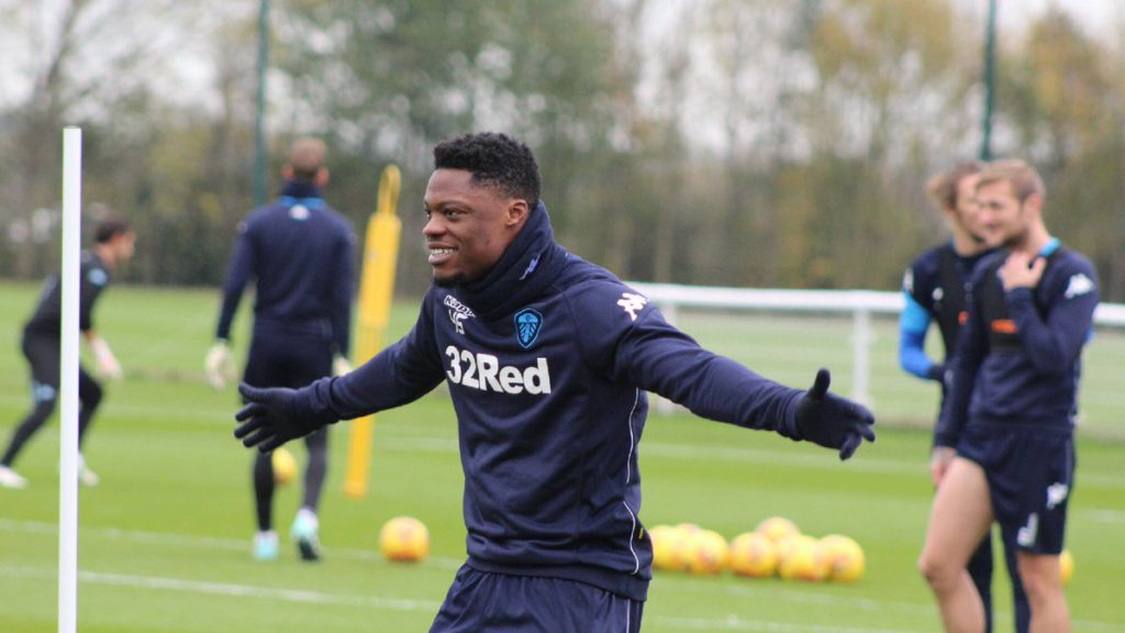 Leeds United striker Caleb Ekuban desperate to find momentum after injury-hit first season