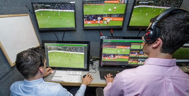 FIFA formally approves VAR at World Cup
