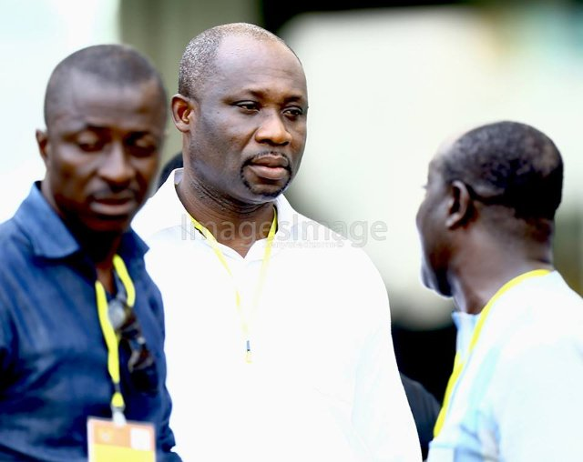 I'm going to help Kotoko beat Zesco United- George Afriyie