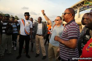 Hearts of Oak CEO meets fans of the club in Cape Coast