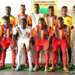 PHOTOS: Hearts of Oak unveil new players for the season