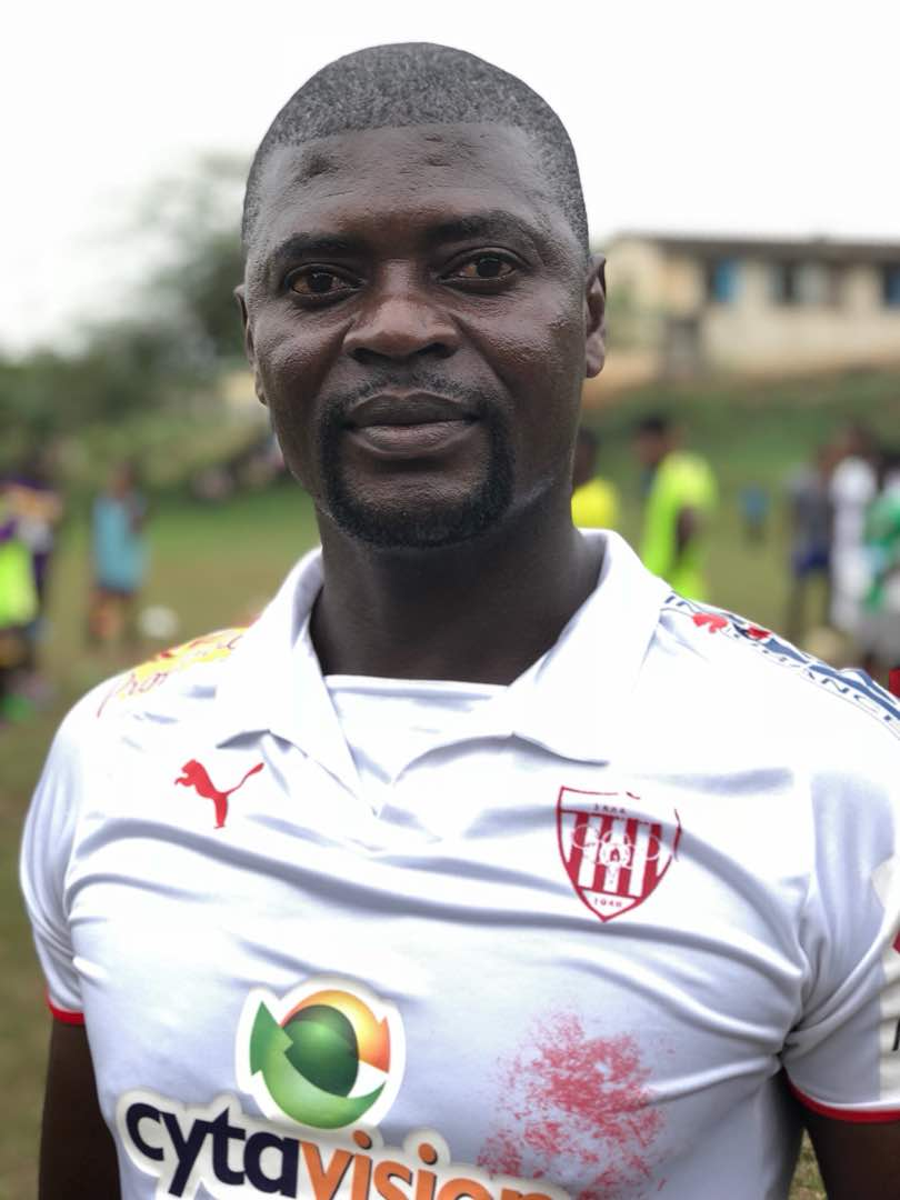Medeama coach Samuel Boadu staying grounded despite impressive pre-season form