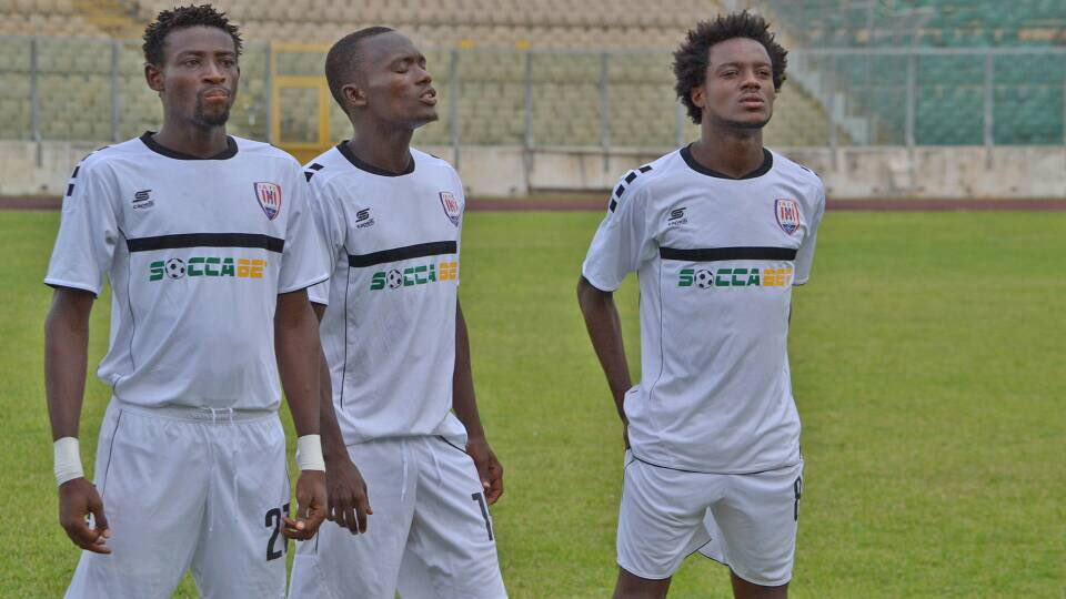 Inter Allies beat Heart of Lions, draw with third-tier side Na God FC in double training matches