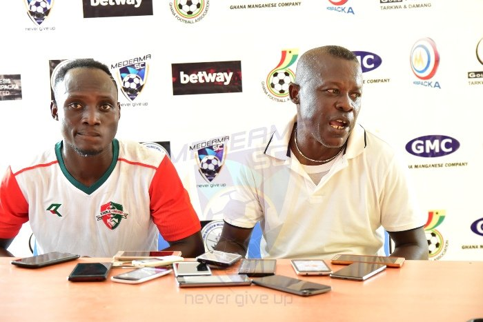 Special Competition: Johnson Smith - Karela United coach insists Hearts of Oak were lucky