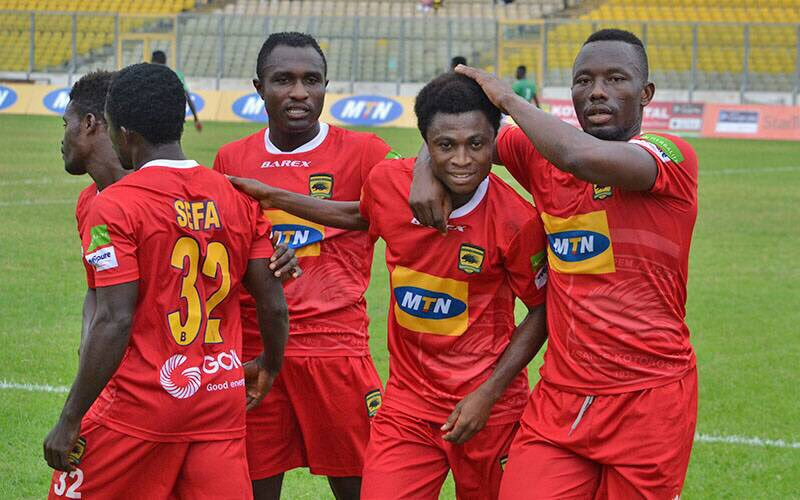 Match Report: Liberty Professionals 1-1 Asante Kotoko - Porcupines share spoils with Scientific Soccer Lads in Dansoman