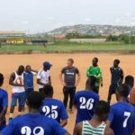 Dutch trainer Nico Labohm on attachment at Liberty Professionals courtesy Betway
