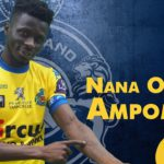 Ghana midfielder Nana Ampomah wants to play for Europe's top clubs