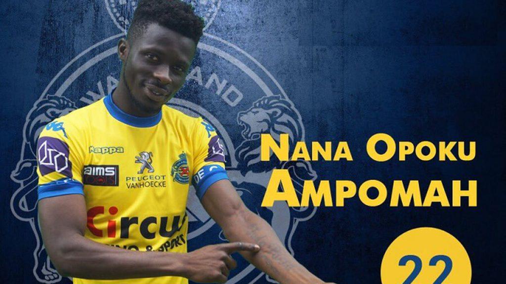 Ghana midfielder Nana Ampomah wants to play for Europe\'s top clubs