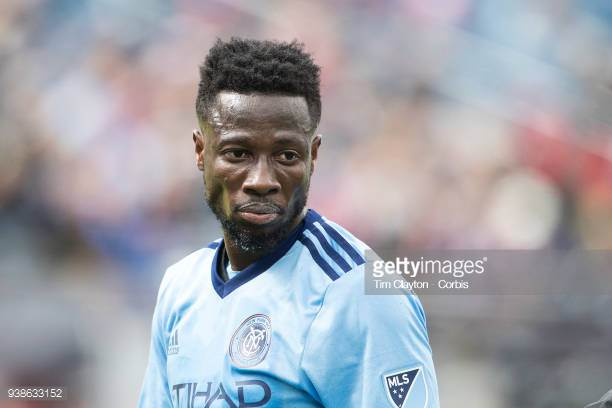Two MLS regulars Jonathan Mensah and Ebenezer Ofori in Ghana's 2019 AFCON squad
