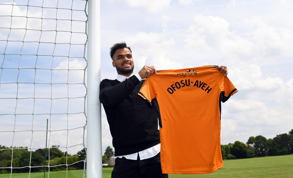 Phil Ofosu-Ayeh's Wolverhampton promoted to Premier League after six-year absence