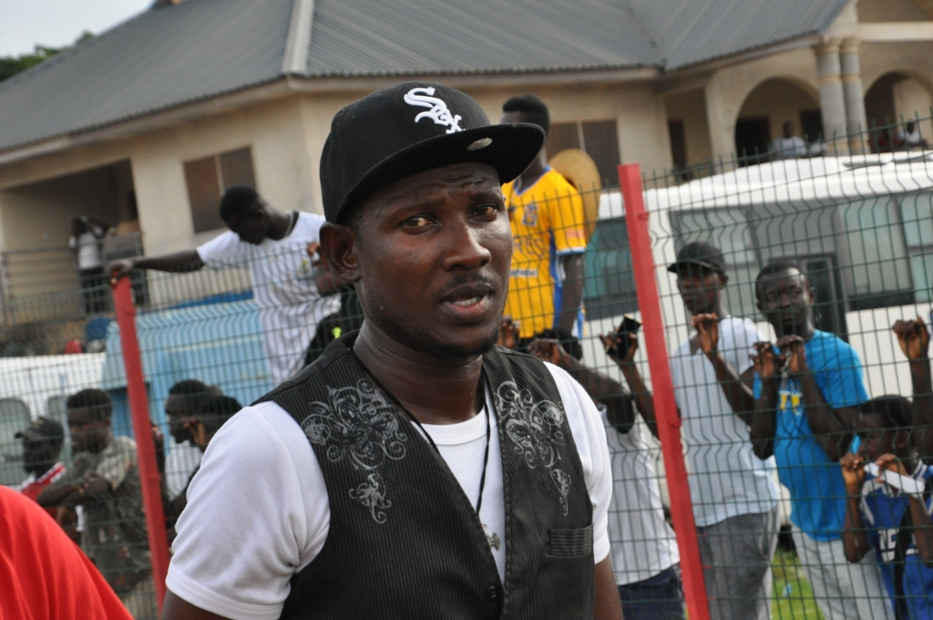 Liberty Professionals coach Reginald Asante confirms club are in URGENT need of strikers